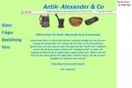 Antik Alexander & Co