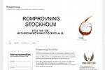 Romprovning Stockholm