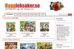 Lego, Cobi, GeoMag - Byggleksaker.se
