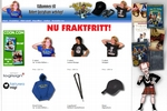 Robert Gustafssons officiella webshop
