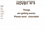 Chocolaterie Hovby No 9